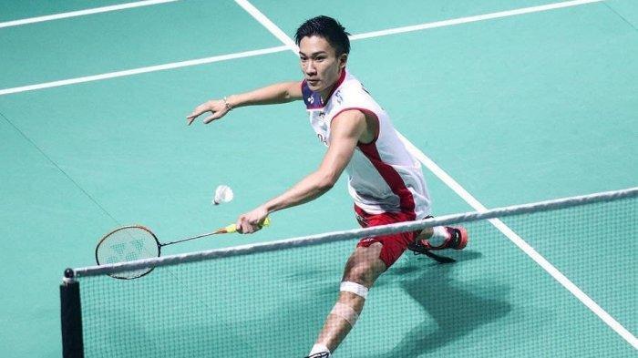 Kento Momota Juarai Fuzhou China Open 2018