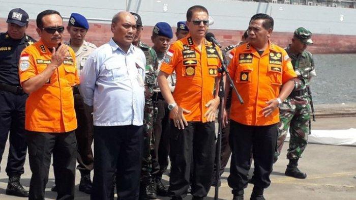 Pencarian Korban Lion Air Dihentikan, Kepala Basarnas Minta Maaf