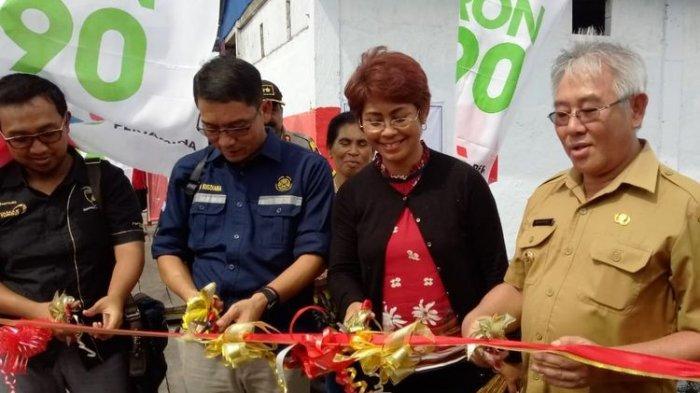 Ada SPBU Kompak Satu Harga, Kini Warga di Wilayah Terluar Kepulauan Maluku Nikmati BBM Harga Setara