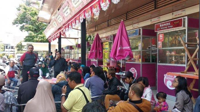 Relokasi PKL Sunday Market Manahan, Pemkot Solo Beri Toleransi Waktu hingga Besok