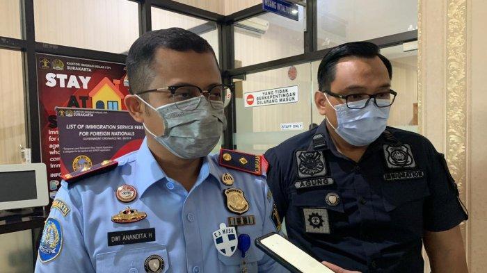 Indonesia Immigration Uniform