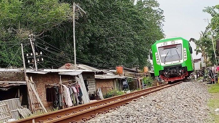 Sebanyak 446 Hunian Terdampak Pembangunan Rel Layang Joglo, Mayoritas Tanah Milik PT KAI