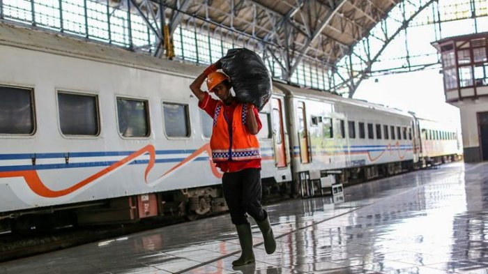 Subsidi Tiket Kereta di Tahun 2018, Pemerintah Alokasikan Anggaran Rp 2,39 Triliun