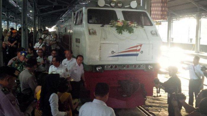 Yogyakarta-Semarang Bisa Ditempuh Kurang dari 4 Jam Naik KA Joglosemarkerto