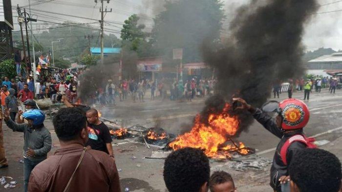 Sebagian Narapidana yang Kabur saat Lapas Sorong Terbakar Kembali Ditangkap