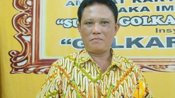 Dikhianati PDIP Tak Dipilih Jadi Wakilnya Sri Mulyani, Ini Reaksi Ketua Golkar Klaten Yoga Hardaya