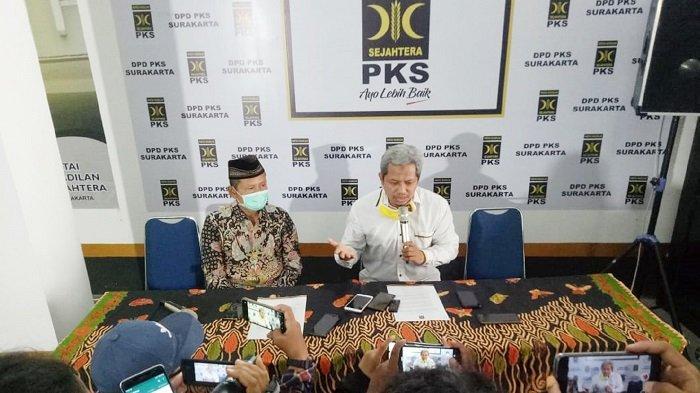 PKS Akui Belum Tertarik Dukung Gibran atau Bajo Meski Keduanya Sudah Daftar di Pilkada Solo 2020