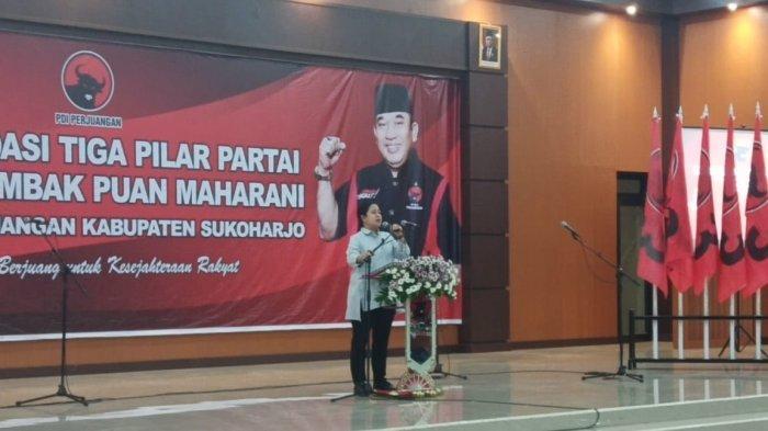 Dijemput Gibran di Bandara Solo, Puan Maharani: Saya Tidak Dijemput Gibran tapi Anak Presiden