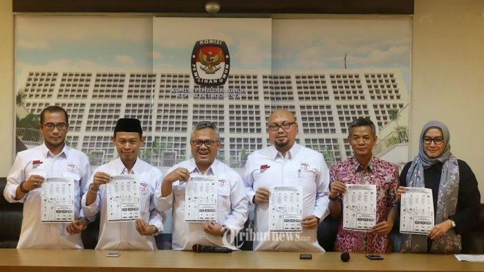 Update Real Count KPU Pilpres 2019, Jokowi Ungguli Prabowo, Dominasi Raihan Suara di Sulawesi Barat