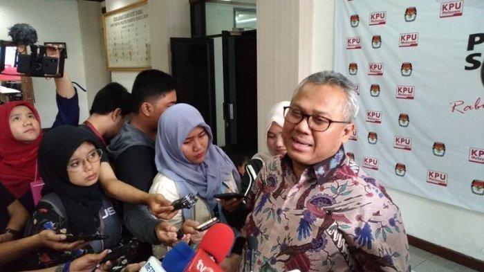 BPN Prabowo-Sandiaga Minta Para Komisioner KPU Diberhentikan, Begini Respons Arief Budiman