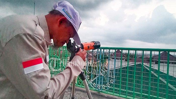 Hilal Tak Tampak di Solo, Puasa Ramadhan Akan Genap 30 Hari, 1 Syawal Diperkirakan Kamis 13 Mei 2021
