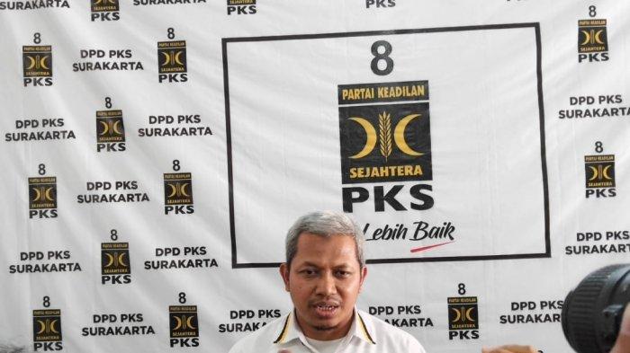 Tinggal Tersisa PKS Solo yang Tak Dukung Gibran Putra Jokowi, Ini Kata Ketua DPD Ghofar Ismail