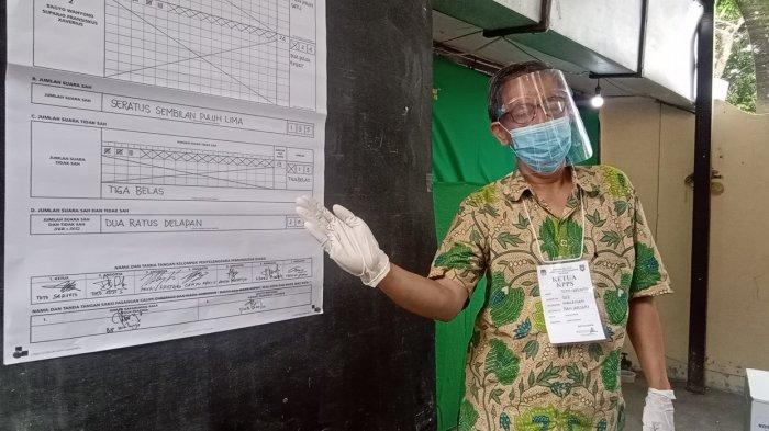 Sebanyak 106 Pemilih di TPS Keluarga Jokowi Tak Hadir Saat Pencoblosan, Kenapa?