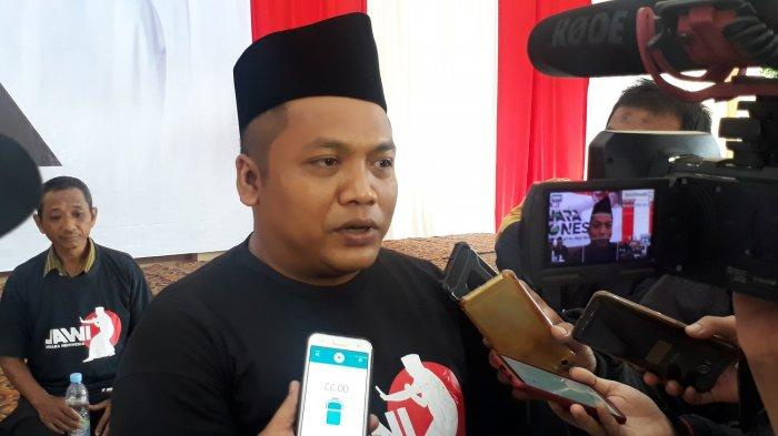 Ketua Umum Jawi, Gus Nabil Haroen.