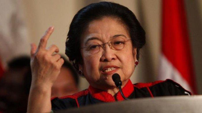 SiapKena Bully, Megawati :Apa Sumbangsih Kalian Terhadap Bangsa dan Negara Ini, Masa Hanya Demo?