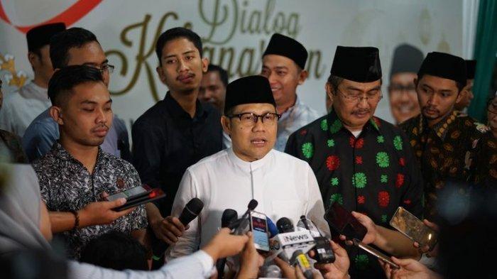 Cak Imin Berharap Jokowi Segera Bertemu Prabowo Tuntaskan 'Kerumitan' Pasca-Pilpres