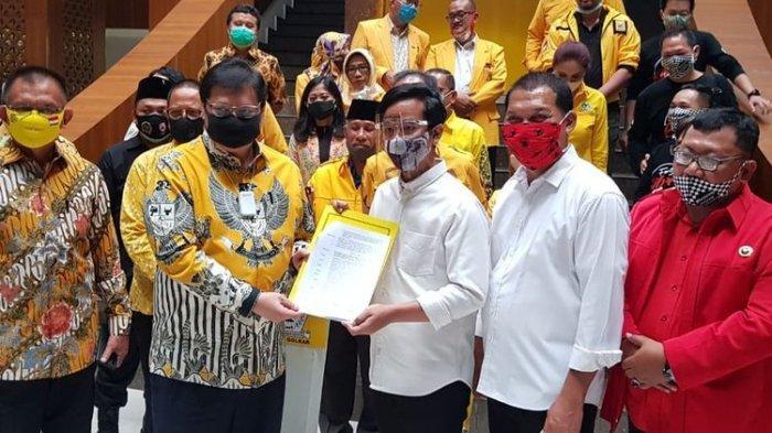 Hanya Jadi Pendukung di Pilkada Solo dan Boyolali, Partai Golkar Akui PDIP Terlalu Kuat Jika Dilawan