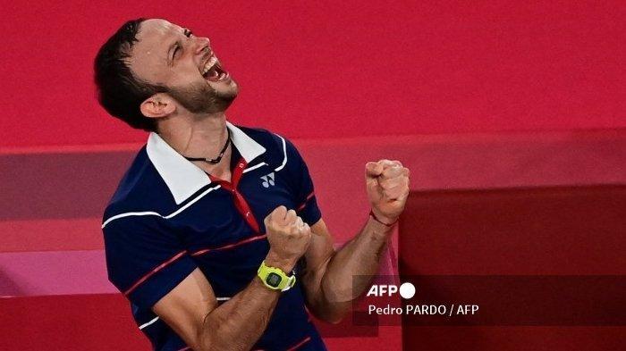 Pelatih Kevin Cordon Finalis Olimpiade Tokyo 2020, Ternyata Jebolan PB Goldenstar Solo