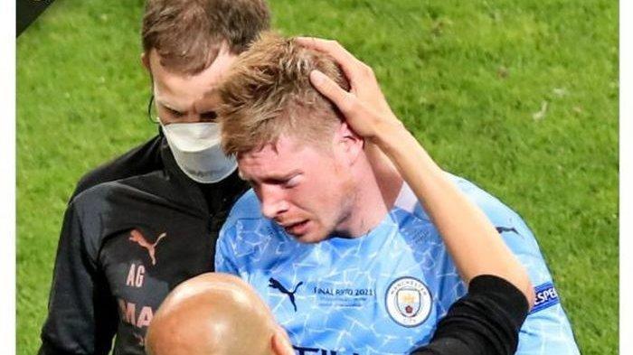 Belum Kering Air Mata Gagal di UCL, De Bruyne Tertimpa Sial Lagi, Dipastikan Lewatkan Euro 2020