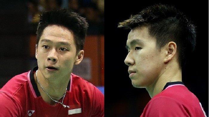 Aksi Banting Raket Kevin Sanjaya Warnai Kekalahan dari Tim Malaysia di Olimpiade Tokyo 2020