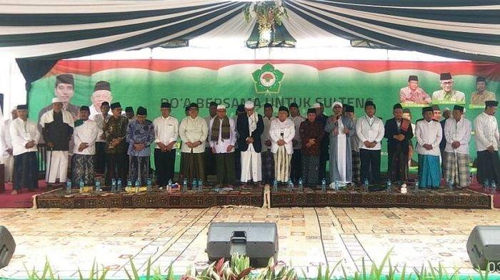 Jokowi-Ma'ruf Amin Mendapat Dukungan dari 1.500 Kiai di Jawa Barat