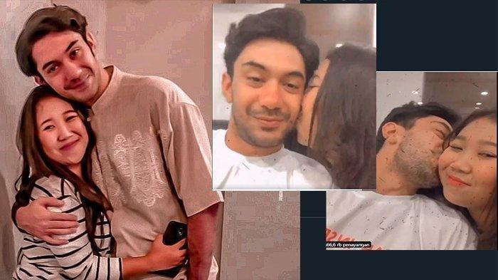 Videonya Dicium Kiky Saputri Viral, Reza Rahadian Akhirnya Buka Suara