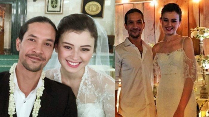 Resmi Jadi Istri Edward Akbar, Kimberly Ryder Posting Foto dan Ucapan Manis untuk Sang Suami