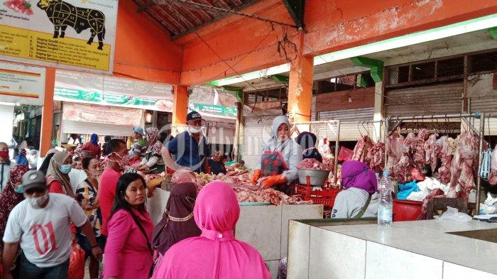 Permintaan Naik Jelang Lebaran, Harga Daging di Sragen Naik, Daging Sapi Tembus Rp 105 ribu per Kilo