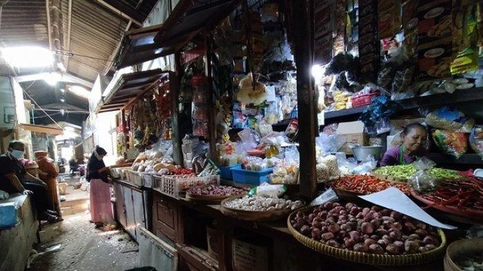 Di Tengah Wabah Corona, 4 Pasar Rakyat di Karanganyar Bisa Layani Belanja Online, Begini Caranya