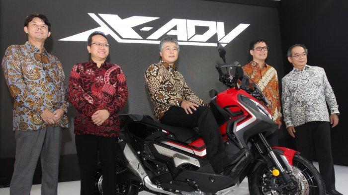 Big Bike Petualang Honda X-ADV Mulai Dipasarkan di Indonesia, Dibanderol Mulai dari Rp 435 Juta