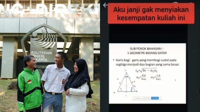 Kisah Dzikru Rahman, Sosok Peraih Beasiswa Kuliah dari Gojek, Begini Awal Mula Mendapatkannya