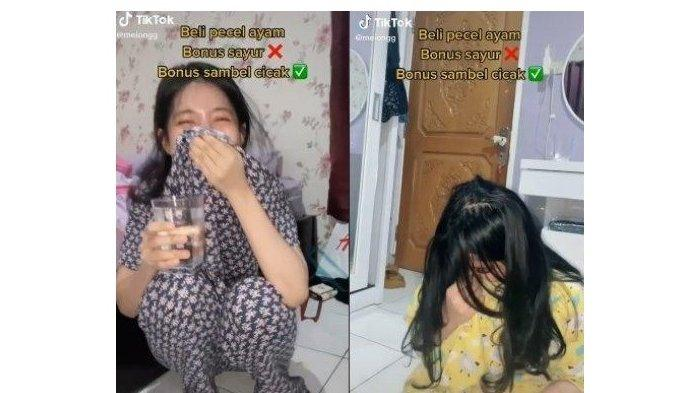 Viral Video Gadis Temukan Cicak di Sambal saat Hendak Makan, Ternyata Begini Kisah di Baliknya