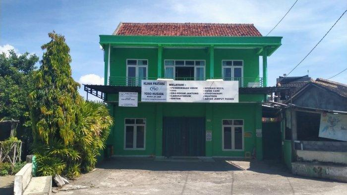Buntut Dokter Positif Corona, Klinik di Gantiwarno Klaten yang Buka 24 Jam Kini Ditutup Sementara