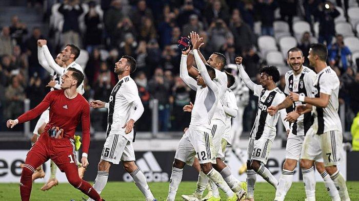 Klub sepak bola, Juventus.