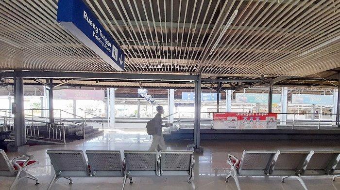 Kondisi Terkini Stasiun Solo Balapan saat Libur Nataru : Sepi, Tak Membludak Seperti Sebelum Pandemi