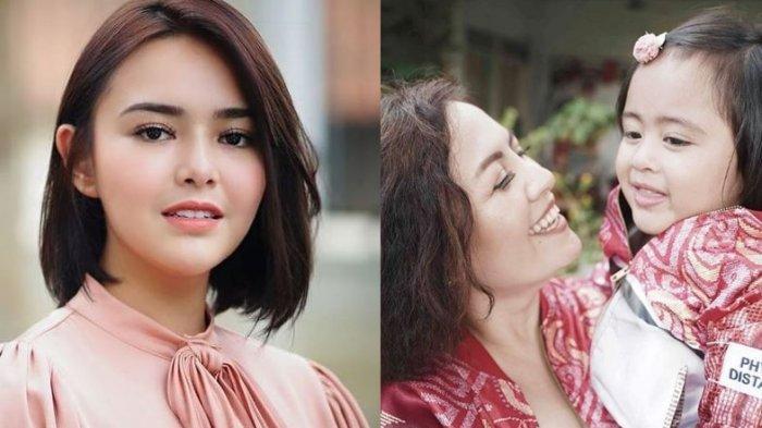 Putrinya Kini Tumbuh Cantik, Cynthia Lamusu Beri Pesan ke Amanda Manopo: Hati-hati ya Kak Andin