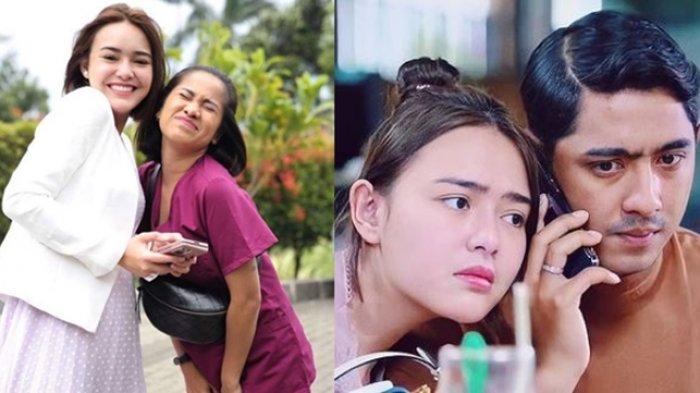 Amanda Manopo Libur Syuting Sinetron Ikatan Cinta, Chika Waode Ungkap Kondisi Pemeran Andin