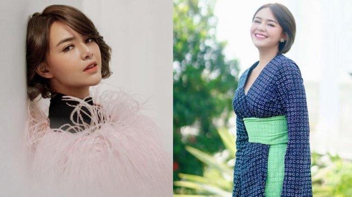 Bikin Pangling, Amanda Manopo Dandan Pakai Gaun India saat di Surabaya, Disebut Mirip Ratu Jodha