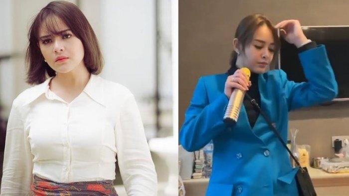 Kalem di Ikatan Cinta, Aksi Amanda Manopo Nyanyi Dangdut Jadi Sorotan, Tak Malu Goyang bak Biduan