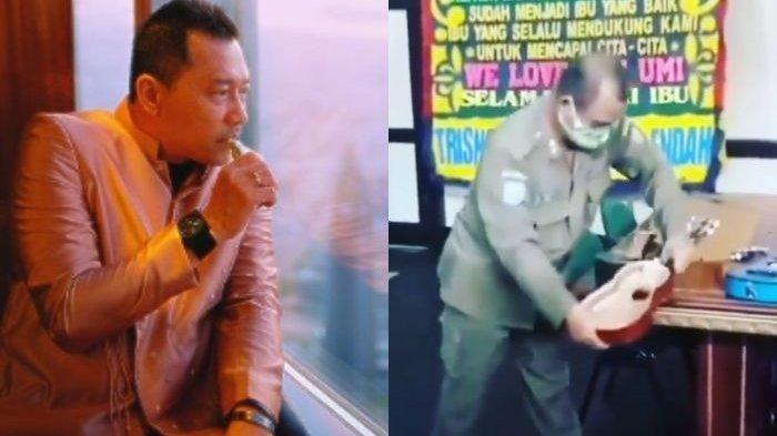 Anang Hermansyah Geram Lihat Video Anggota Satpol PP Rusak Ukulele Pengamen: Harusnya Dibina