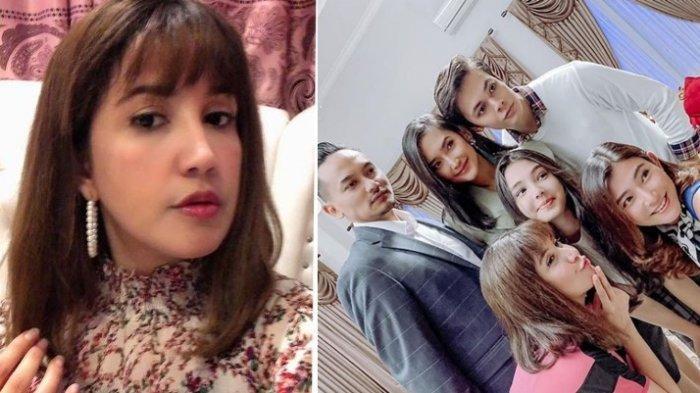 Curhat Andi Soraya Sinetron 'Suara Hati Istri: Zahra' Harus Stop Tayang, Singgung Kepanikan Nasional