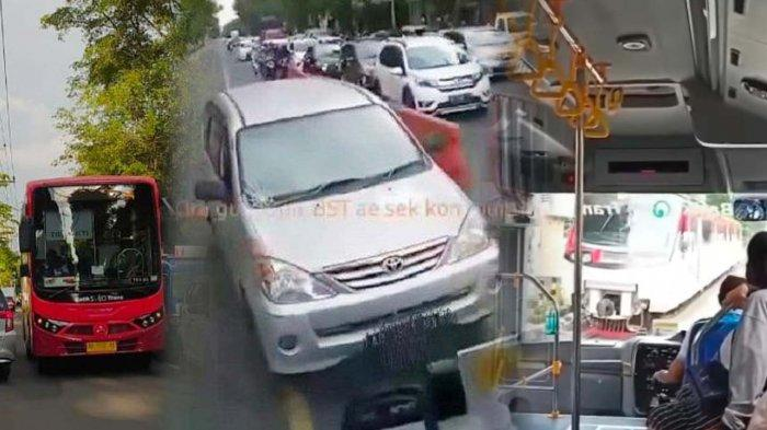 Beredar Video Serempetan BST vs Railbus Batara Kresna, Ini Deretan Kontroversi Kehadiran BST
