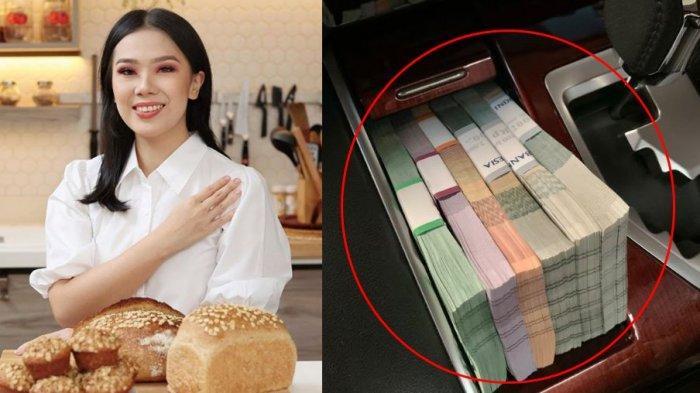 Chef Devina Pamer 'Uang Kecil' di Mobil untuk Bayar Parkir, Netizen Syok Tahu Nominalnya