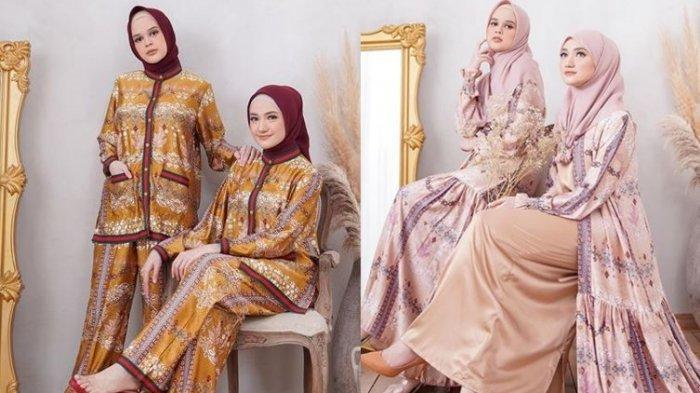 Kini Bahagia Jadi Model Hijab Bareng, Marcella Simon Ungkap Perjalanan Mualaf Dibimbing Cut Meyriska