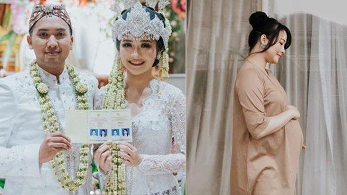 Kinal Eks JKT48 Lahirkan Anak Pertama, Inilah Nama Bayinya Serta Potret Sang Buah Hati