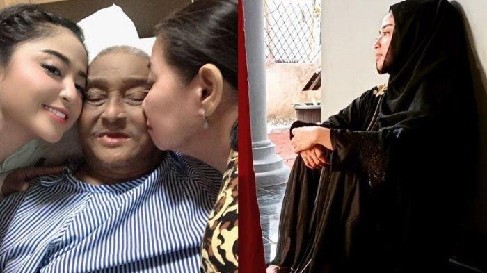 Dewi Perssik Ungkap Pesan Sang Ayah Sebelum Meninggal: Awas Hati-hati Kamu Nak, Kamu Sendirian