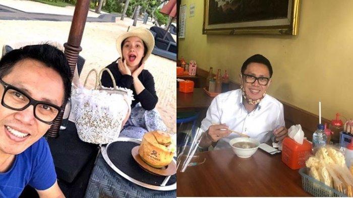 Ngaku Anak Pinggiran, Eko Patrio Pamer Video Makan Nasi Bungkus, tapi Pesannya di Hotel Mewah