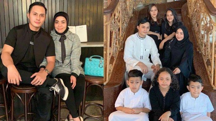 Sayangnya Fadel Islami kepada Anak Sulung Muzdalifah yang Beranjak Dewasa, Muzda Ungkap Harapannya