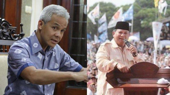 Hasil Survei IPI: Ganjar Pranowo Berpotensi Menyalip Elektabilitas Prabowo Subianto