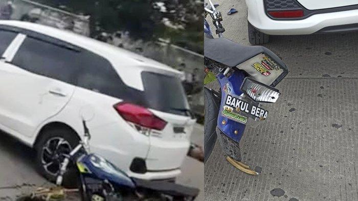 Kecelakaan RX King vs Mobilio : Pengendara Motor Masih 16 Tahun, Pakai Plat Nomor